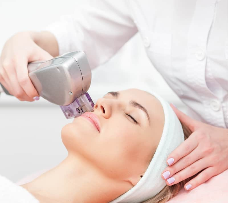 laser resurfacing de peau montreal clinique